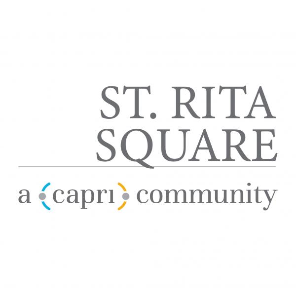 St. Rita Square logo