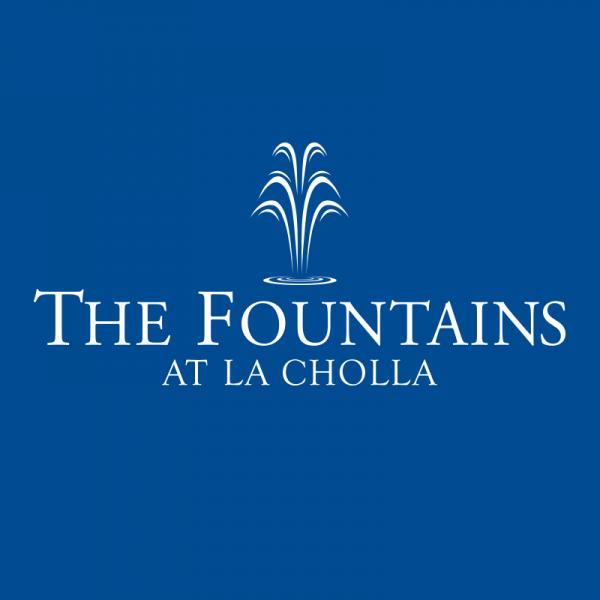 The Fountains at La Cholla logo