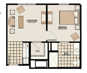 Canterfield of Bluffton secretariat floor plan