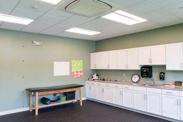The Arbors of Gulf Breeze therapy room