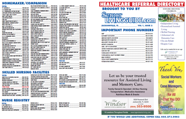Heathcare Referral Directory Example