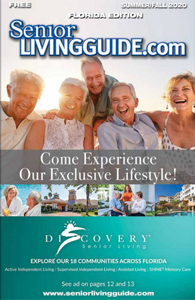 SeniorLivingGuide.com eBook Summer/Fall 2020