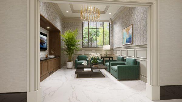 The Bristal York Avenue Lobby 2