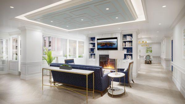 The Bristal York Avenue Lobby 3