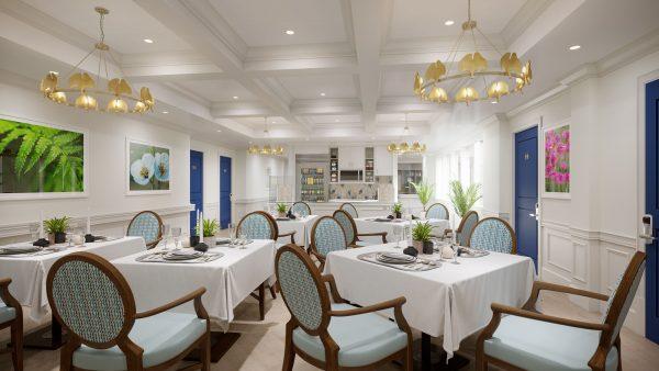 The Bristal York Avenue Dining