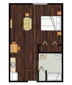 Discovery Village At Deerwood Cypress floor plan
