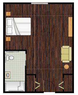 Discovery Village At Deerwood Aspen floor plan