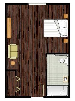 Discovery Village At Deerwood Juniper floor plan