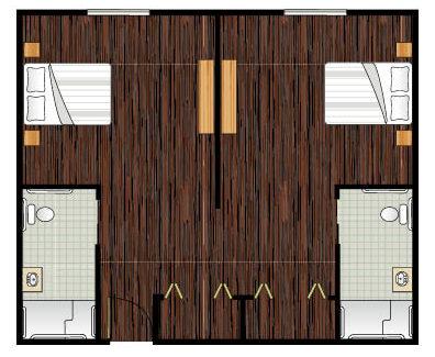 Discovery Village At Deerwood Sequoia floor plan