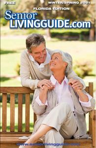 Florida Senior Housing Guide cover