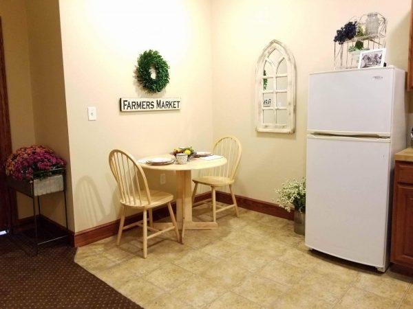 Westbrook kitchen space