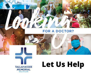 Tallahassee Memorial Banner Ad