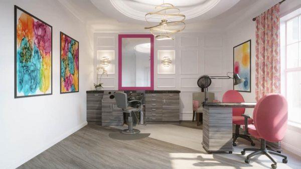 Residen beauty salon in Bay Port of Fort Walton Beach
