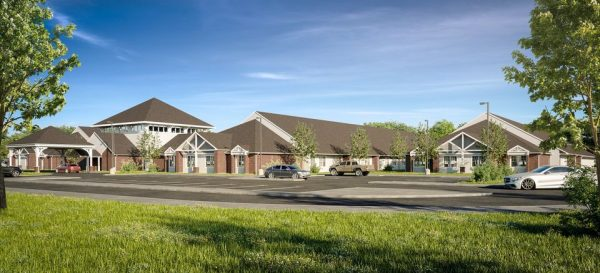 Front of Bay Port of Fort Walton Beach Assisted Living & Memory Care